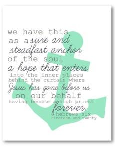 hope verse